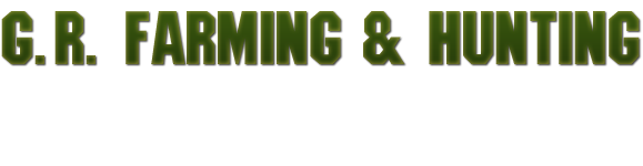 GR's Farming and Hunting